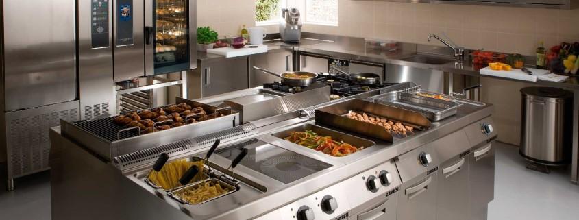 Hermoso limpieza de cocinas industriales galer a de for Material cocina industrial
