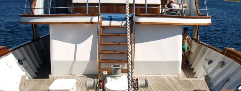 vivir en un barco