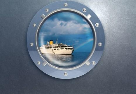 ventana barcos