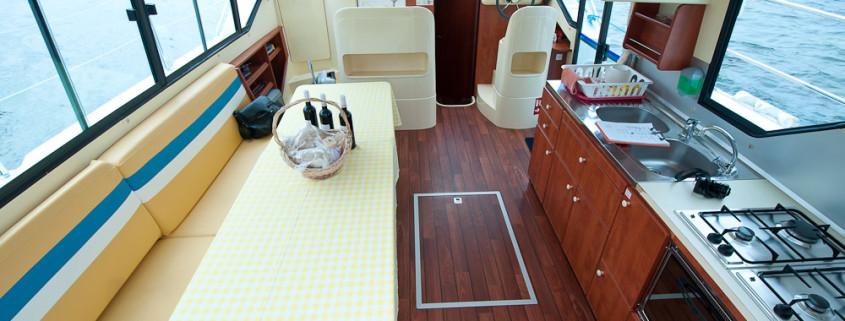 interior barco