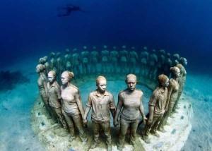 primer museo submarino de europa
