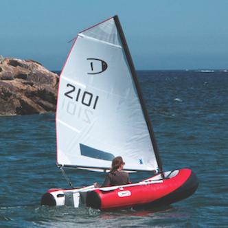 dinghygo velero hinchable