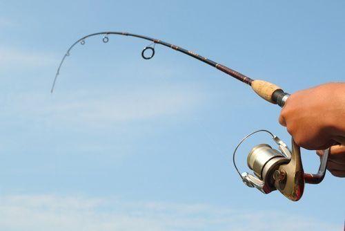 técnica de pesca
