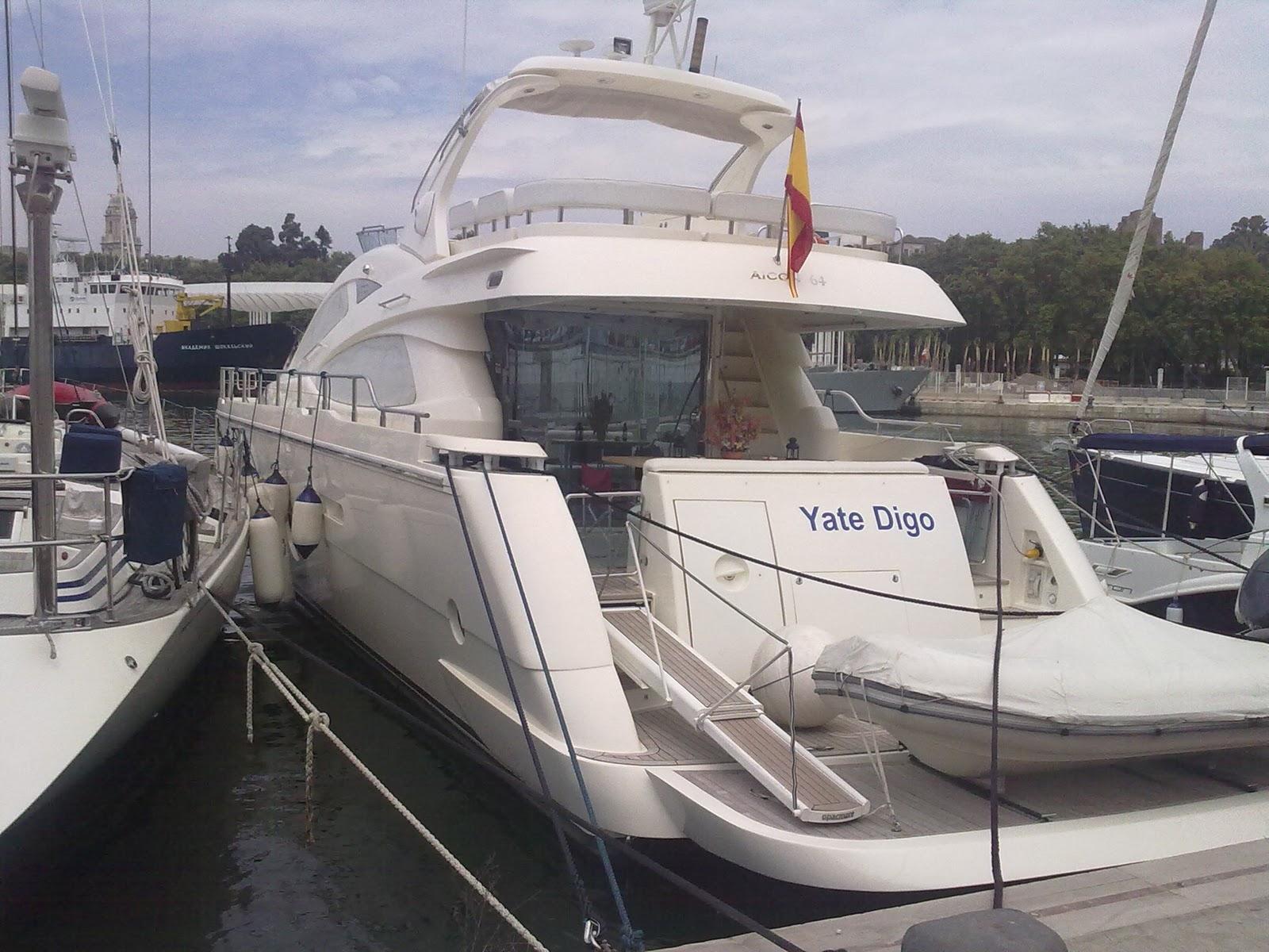 nombre de las embarcaciones
